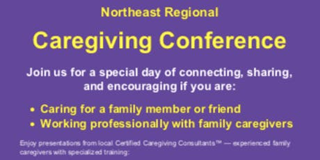 Northeast Regional Caregiving Conference tickets
