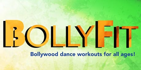 BollyFit Lesson 3 tickets