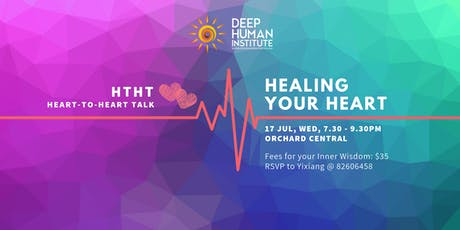Heart-to-Heart Talk (HTHT): Heal Your Heart tickets