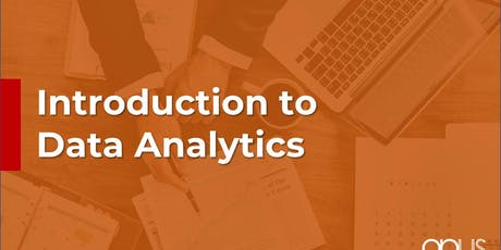 Introduction to Data Analytics tickets