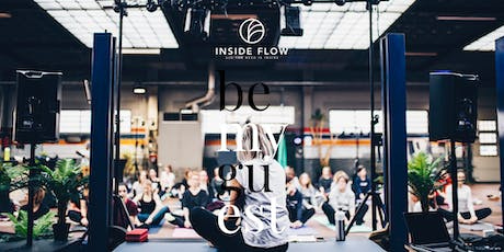 Das perfekte Movement in deinen Samstag - Inside Flow Be my Guest Tickets