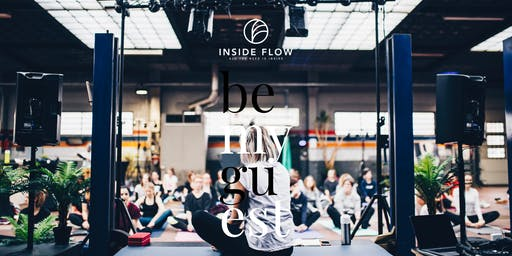 Das perfekte Movement in deinen Samstag - Inside Flow Be my Guest