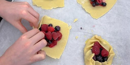 French baking for kids: a parent-child class
