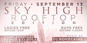 Sky High @ Hudson Terrace