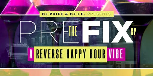 The Prefix // A Downtown Happy Hour Vibe