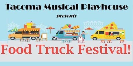 Tacoma Musical Playhouse Food Festival tickets