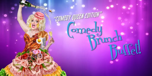 April Fresh's Comedy Brunch (Comedy Queen Edition)