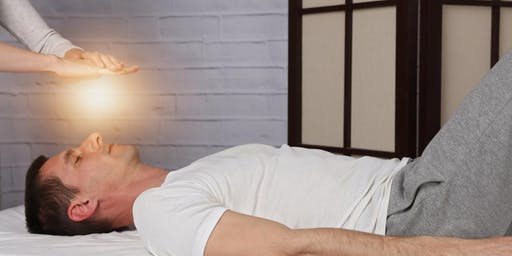 Usui Reiki Level 1 and Reiki Level 2 Class - Training Weekend (with Holy Fire)