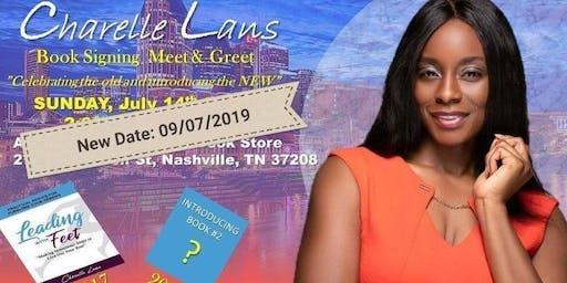 Charelle Lans Book Signing Meet & Greet Book #2 Reveal