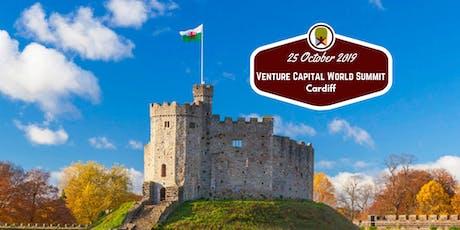 Cardiff 2019 Venture Capital World Summit tickets