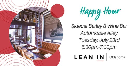 Happy Hour - Lean In Oklahoma