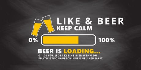 Like & Beer Tickets