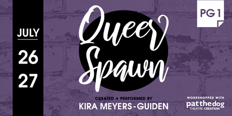Queer Spawn tickets