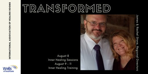 TRANSFORMED: The Healing Rooms Training & Equipping Conference