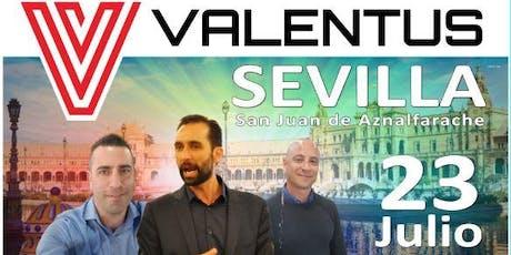 Evento Sevilla 23-7-2019 entradas