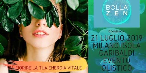 EVENTO OLISTICO ISOLA |  GARIBALDI |  MILANO
