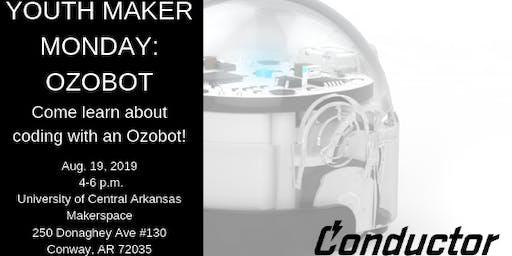 Youth Maker Monday: Ozobot