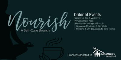 Nourish: A Self-Care Brunch