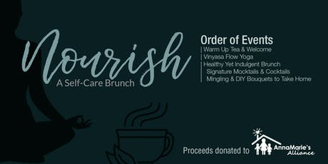 Nourish: A Self-Care Brunch tickets