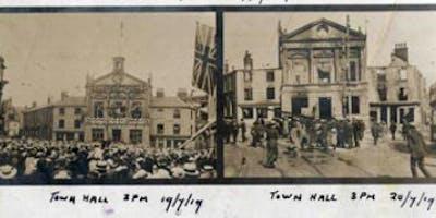 Luton Town Hall 1919 Heritage Walk