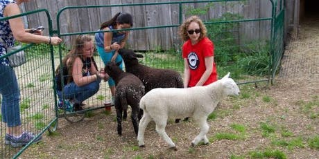 Kid's Morning Event! Unity Farm Sanctuary (August 24th)(9am) tickets