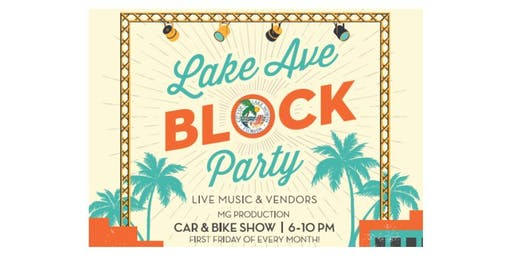 Lake Worth Beach Block Party at Lilo's