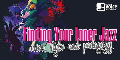Finding Your Inner Jazz: voice, style and pedagogy tickets