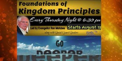 Foundations of Kingdom Living