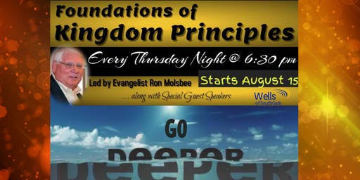 Foundations of Kingdom Living