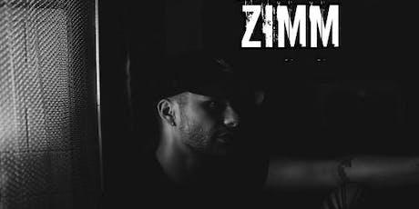 ZiMM & Sry tickets