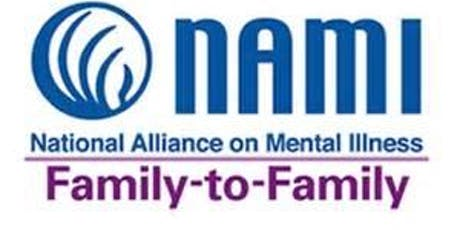 NAMI Family to Family Education Class tickets