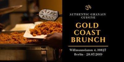 Gold Coast - Ghanaian Pop Up Brunch Experience