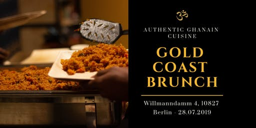 Gold Coast - Ghanaian Pop Up Brunch Experience