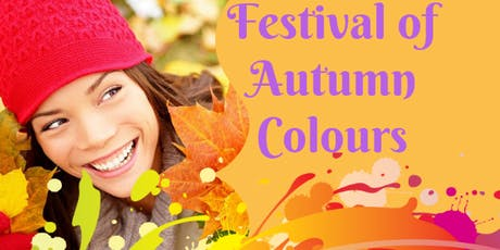 Festival of Autumn Colours 2019 tickets