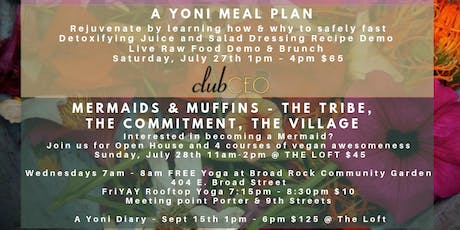 Excerpts of A Yoni Diary tickets