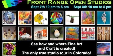 Front Range Open Studios Tour Weekend tickets