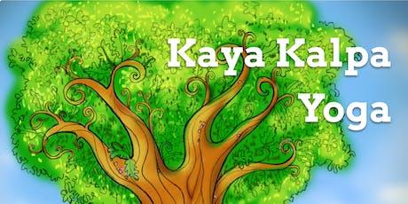 Kayakalpa Yoga @ Pleasanton Jul 20th 2019 tickets