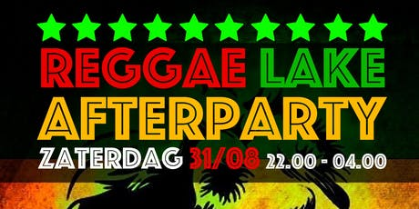 Reggae Lake Afterparty tickets