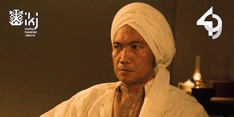 Pemutaran Film : Monolog Diponegoro tickets