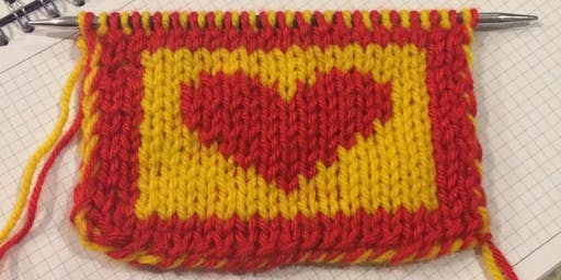 Learn to Double Knit