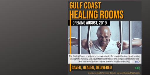 The Gulf Coast Healing Rooms