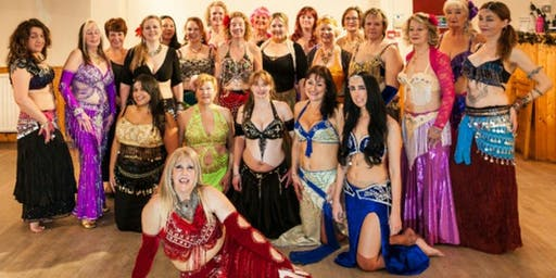 Free Mommy and Me Belly Dancing Class!
