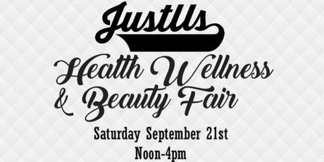 JustUs Health, Wellness, & Beauty Fair tickets