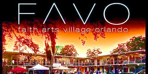 FAVO: Art Sale and Stroll August 2nd