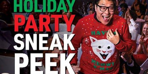 Main Event - Shenandoah's Holiday Sneak Peak