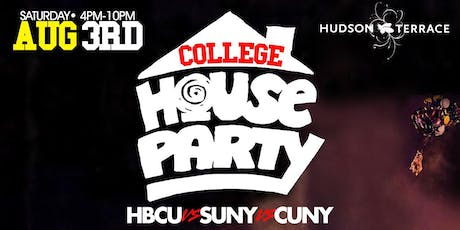 College House Party tickets