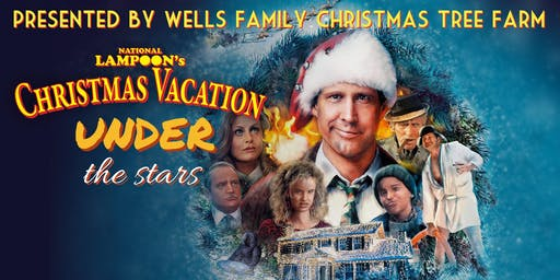 Christmas Vacation Under the Stars!