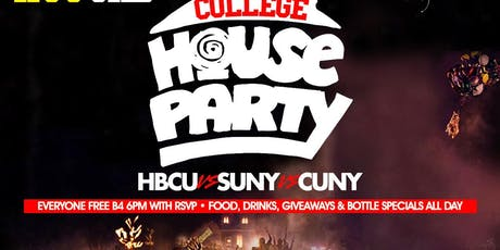 The College Years Are Back tickets