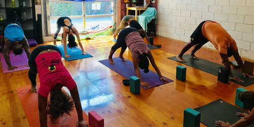 Stretch and Restore Yoga- 7/21/19
