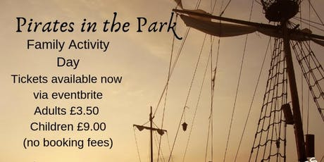 Pirates In The Park tickets